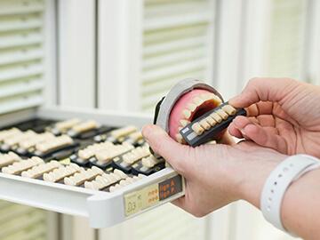 Dentallabor Grüttner Zahnersatz